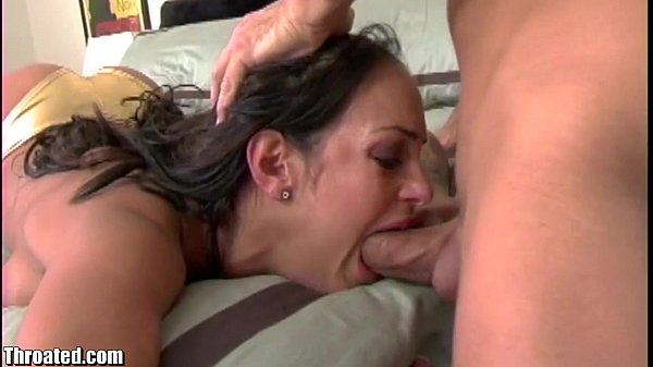 Throated Compilation of best facefucks and throatfucks