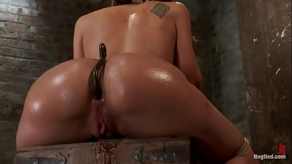 Amy Brooke Takes it Tied up