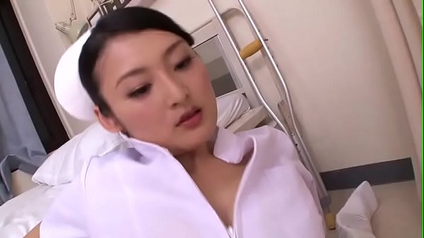 Beautiful Japanese Nurse Violates Patient