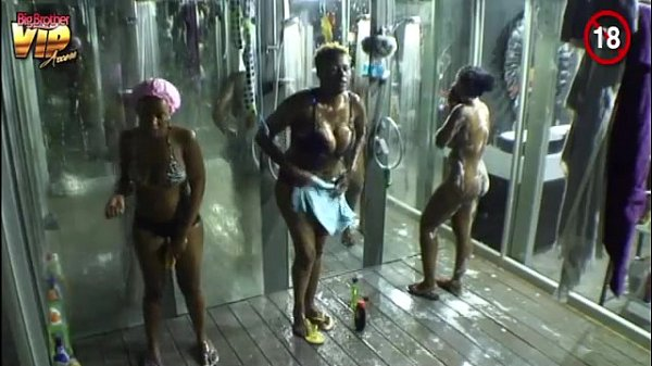 Big Brother Africa Hotshots Shower Hour – Goitse Butterphly Sipe Luis