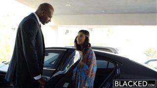 BLACKED First Interracial For Rich Arab Girl Jade Jantzen