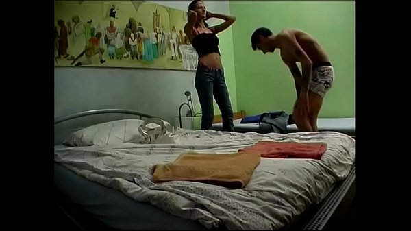 Hidden cams for this young amateur couple