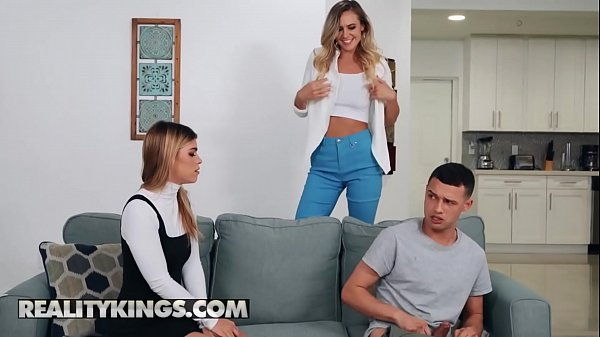 Moms Bang Teens – (Addie Andrews, Leah Lee) – Sit On Your Sitter – Reality Kings