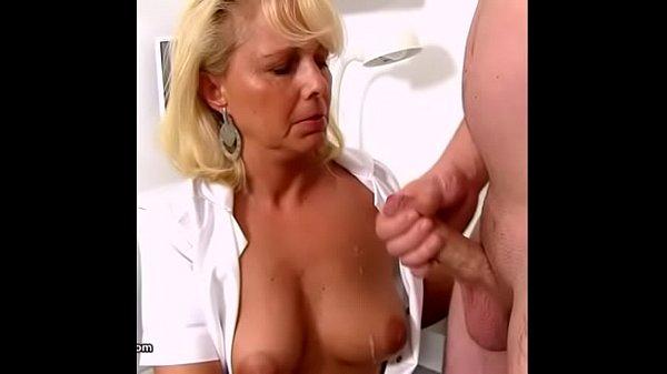 old handjob titcum compilation SpermHospital