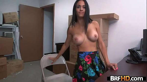 Amateur latin babe Jasmine Caro first time on camera casting 2.1