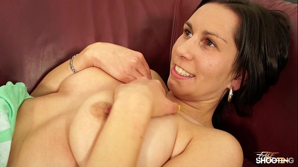 Busty teacher fucked in all ways on Fake photo Casting