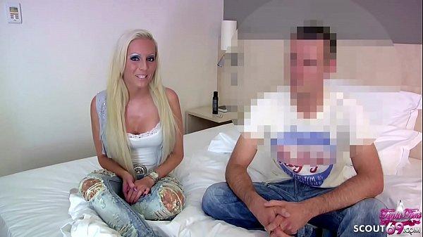 German Teen – Tight-Tini – Mein erstes Usertreffen in Hamburger Hotel