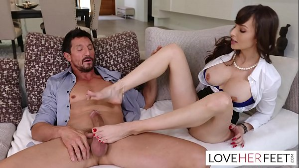 Lexi Luna Sexy Feet Therapy For Her Client Tommy Gunn