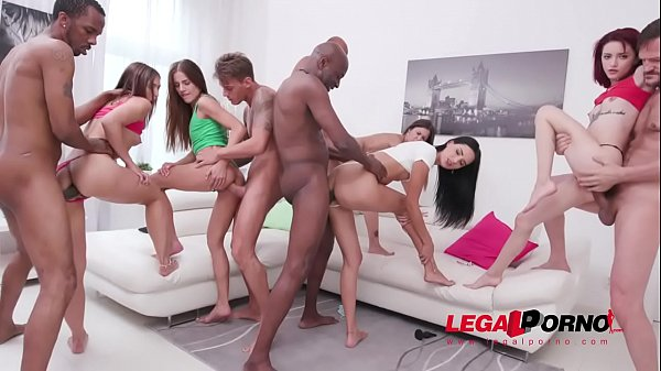 5on5 0% pussy orgy with foot fetish, featuring the Return of Kuckmal SZ2248