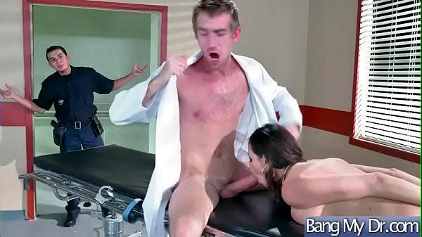(Ariella Ferrera) Lovely Patient Seduce Doctor And Hard Bang clip-04