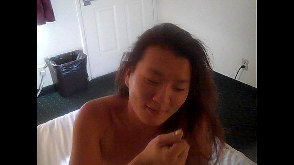 Asian slut takes Mr Brown's Cock