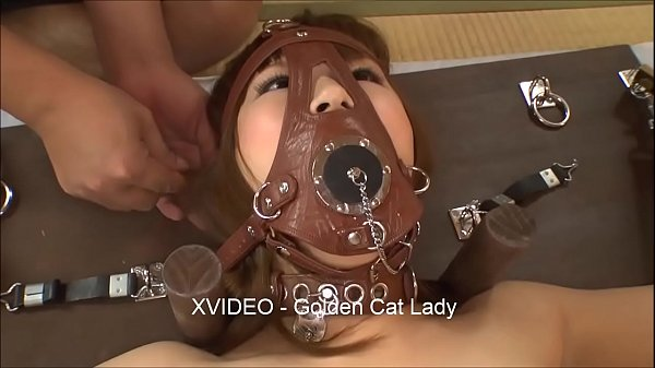 Asian Teen BDSM Cum in Every Hole