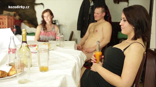 Awesome orgy with young teens