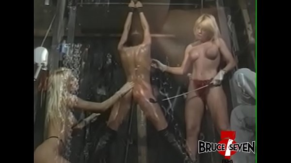 BRUCESEVENFILMS – Yvonne takes part in rough BDSM spanking