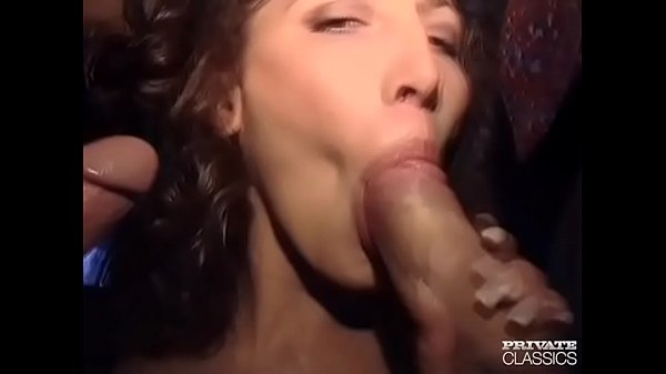 Dirty French Slut Sucks and Fucks