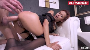 Her Limit – Petite Latina Redhead Hardcore Anal And Squirting – LETSDOEIT