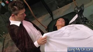 Horny Patient (audrey bitoni) Have Intercorse With Hot Doctor clip-03