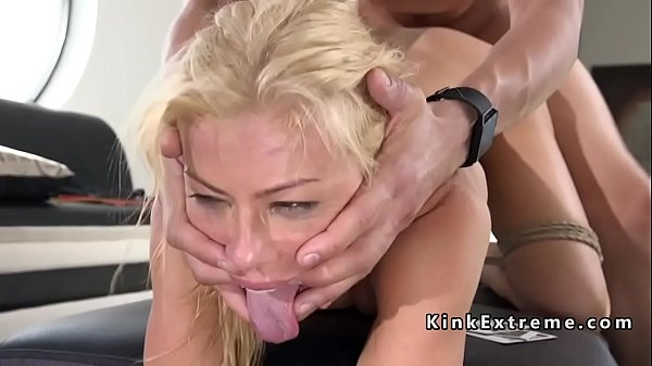 Huge tits parole officer rough fucked