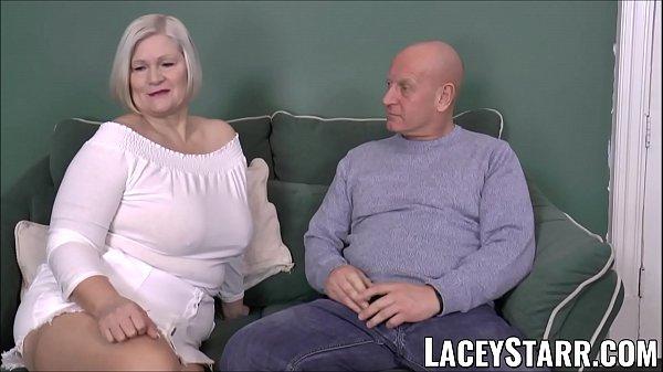 LACEYSTARR – Busty GILF negotiates a good pussy deal