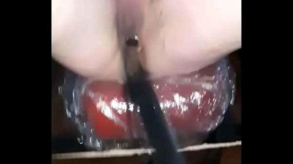 Masochistic sex slave, lots of whipping in the pussy and delusions of pleasure