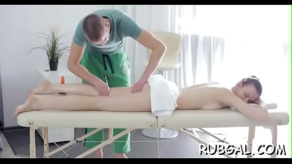 Massage happy ending vids