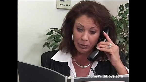 Mature Office Fuck With Vanessa Videl – Full Movie