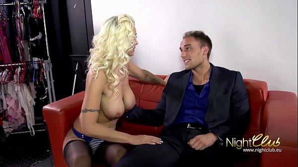Promi Anal Blond Milf Mega Boobs
