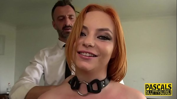 Tied up real sub gets wam
