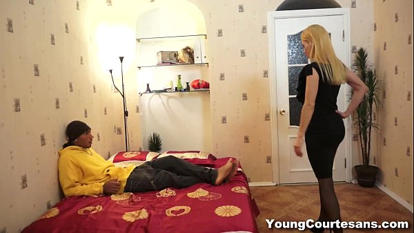 Young Courtesans – Interracial courtesan Nataliya fucking