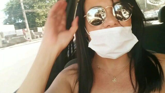 Uber do sexo da Pickachu: ação solidária contra o coronavirus.